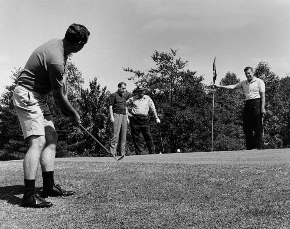 Golf Course Oak Ridge