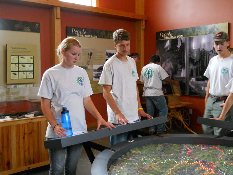 Environmental Education at the Great Falls Discovery Center
