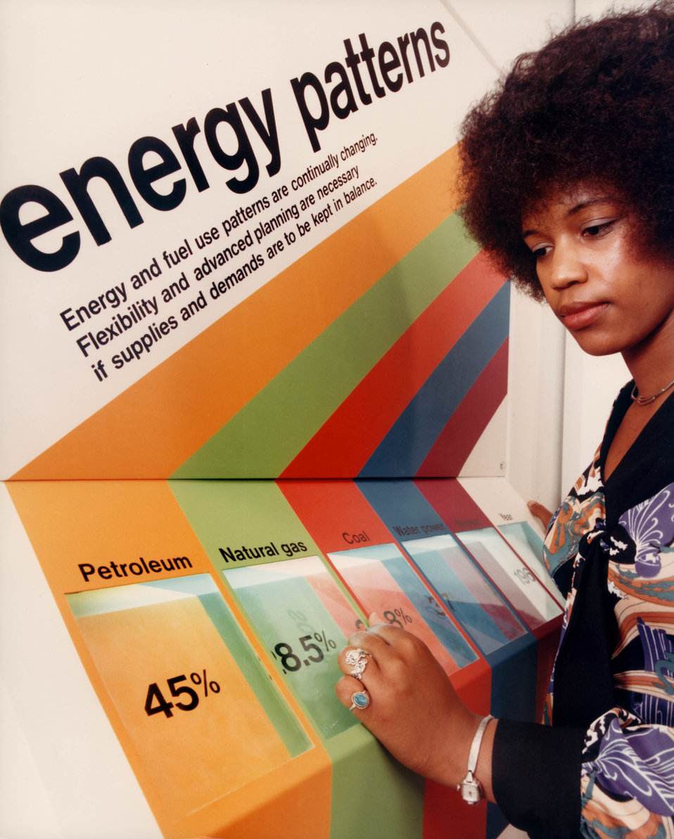 Two Energy Trailer Exhibit Downtown Oak Ridge