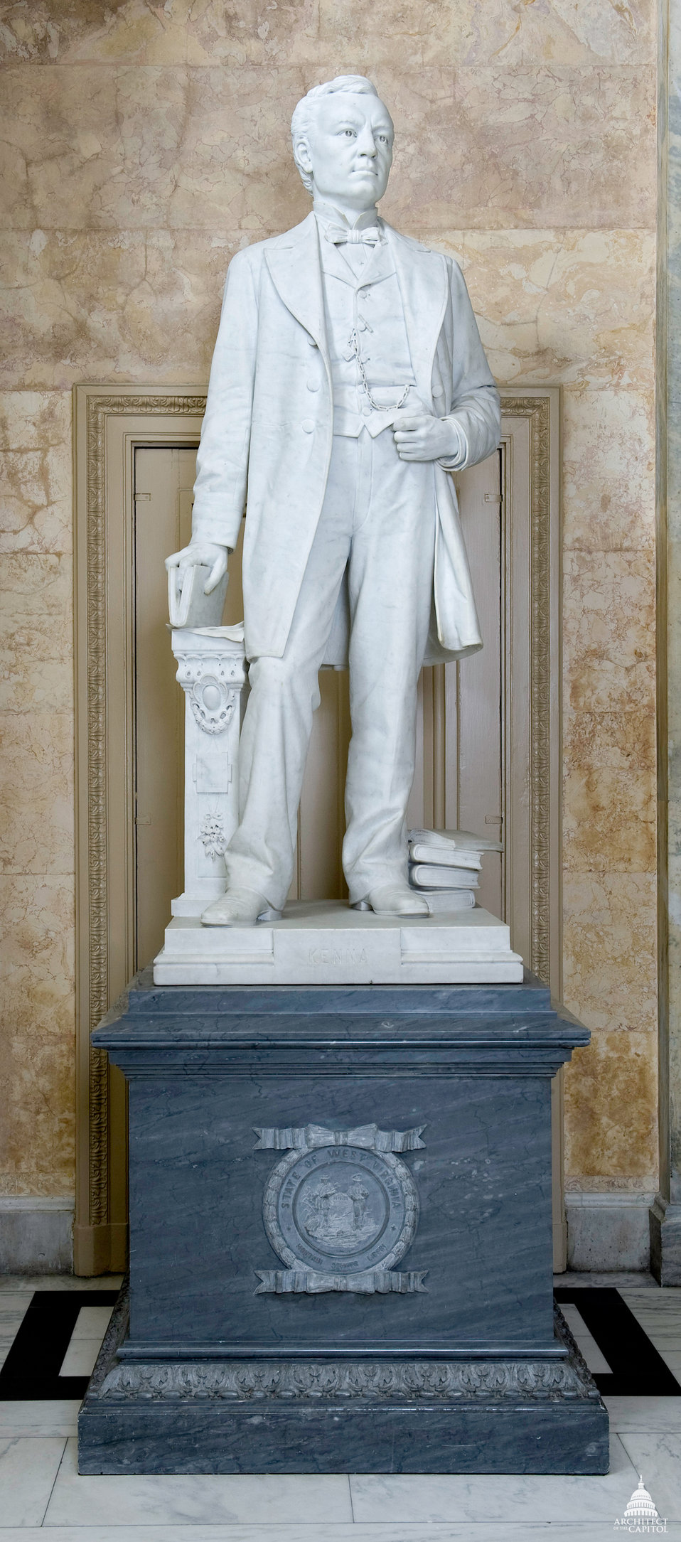 John E. Kenna Statue