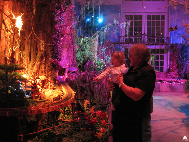 Enchanted Forest at the U.S. Botanic Garden