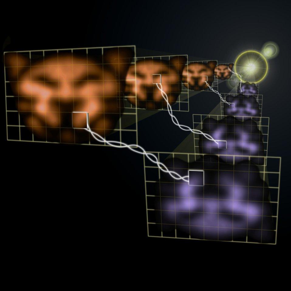 Quantum images