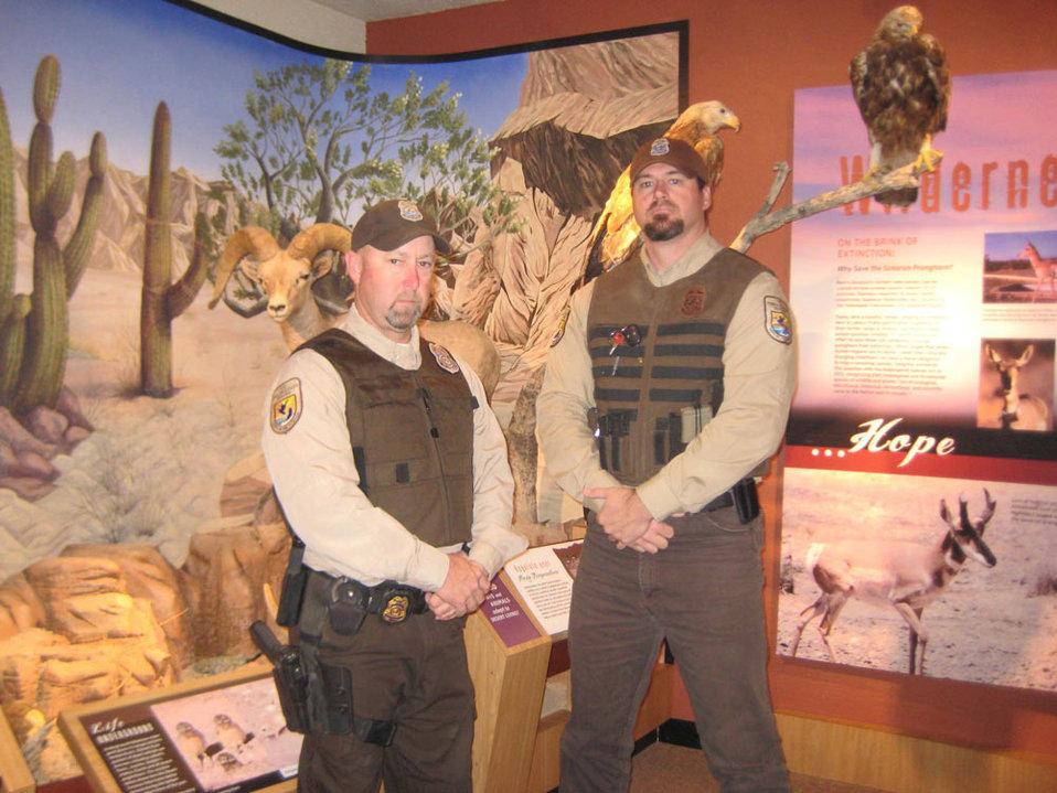Donnie Ebann and Brian Krukoski-Southwest Region