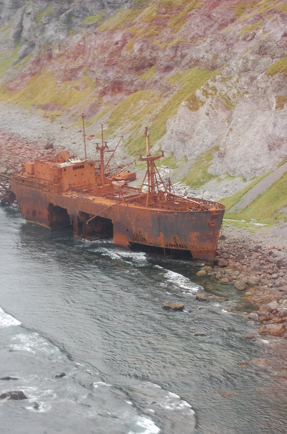 Shipwrecked Oduna