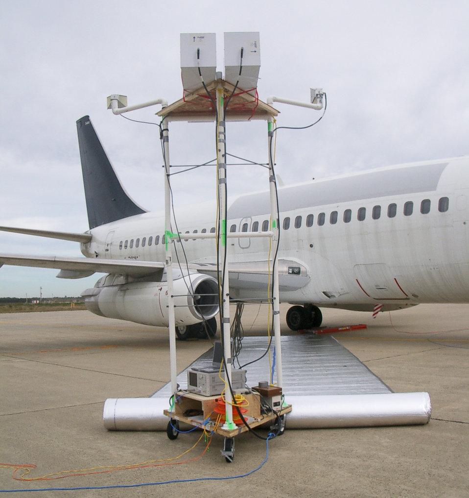 Flight instruments; Shielding