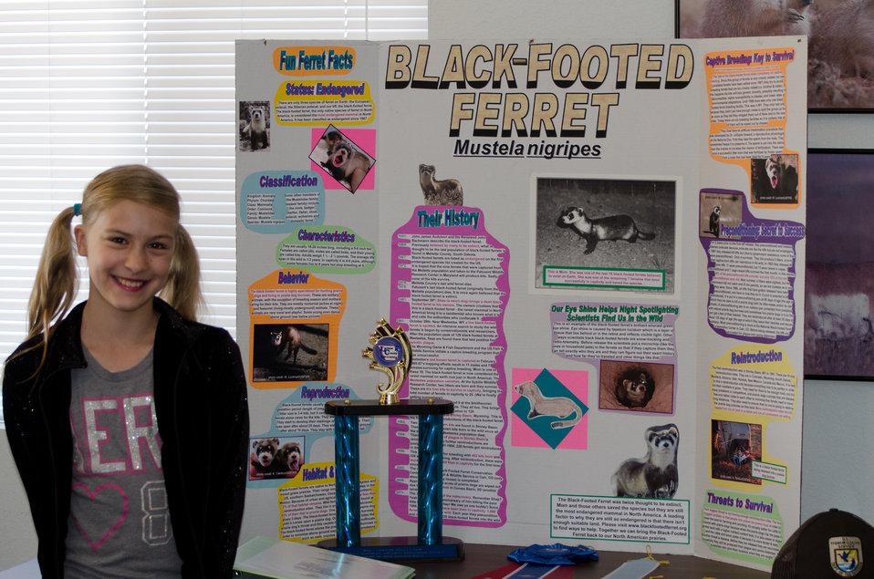 Hannah Cherkauer & Project
