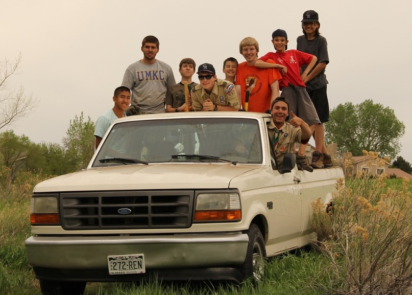 Eagle Scout - Trail Crew