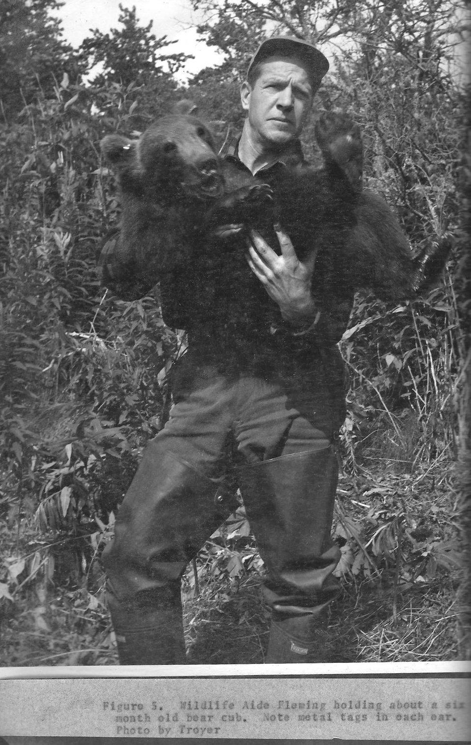 (1964) Bear Cub Wrangler