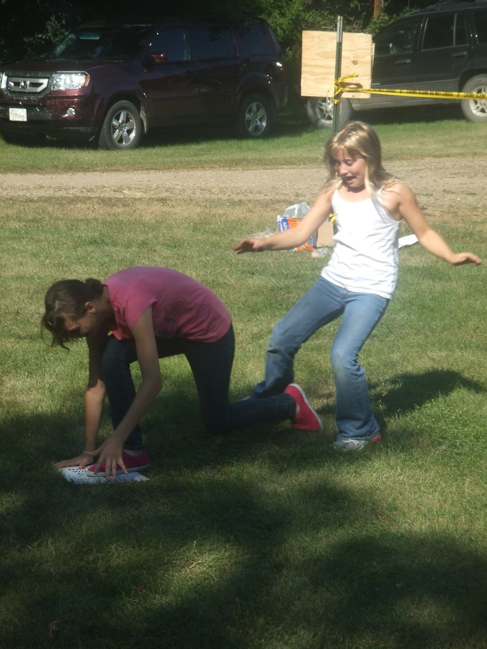2011 Greenwing Day - Migration Game