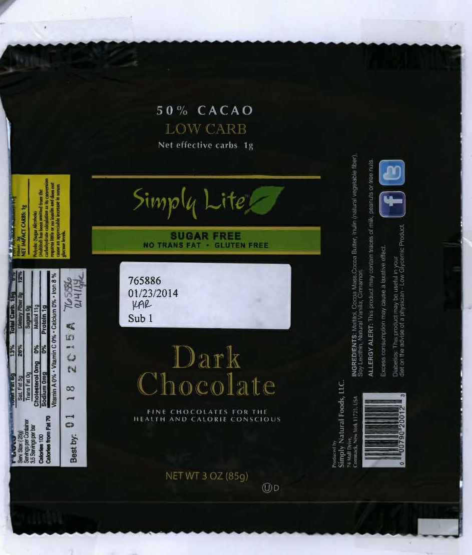 RECALLED - Chocolate