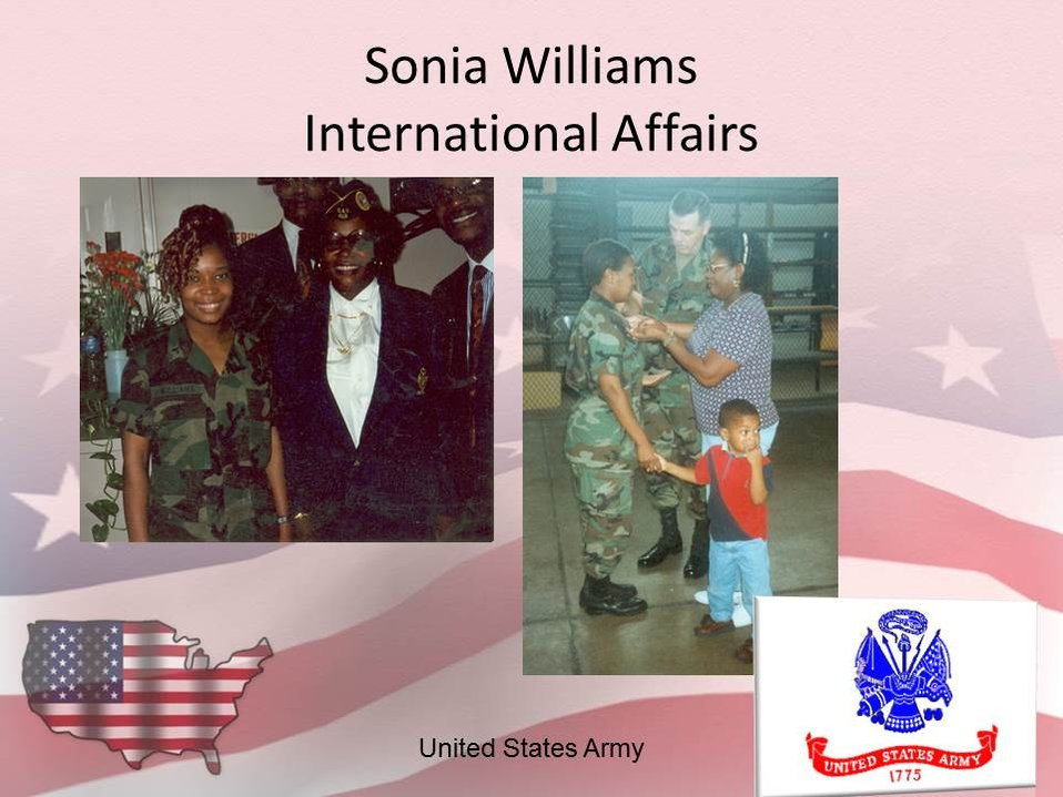 Sonia Williams