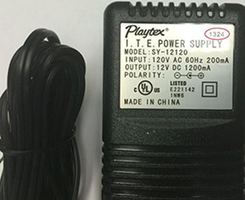 RECALLED – AC/DC power adapters used with breast pum