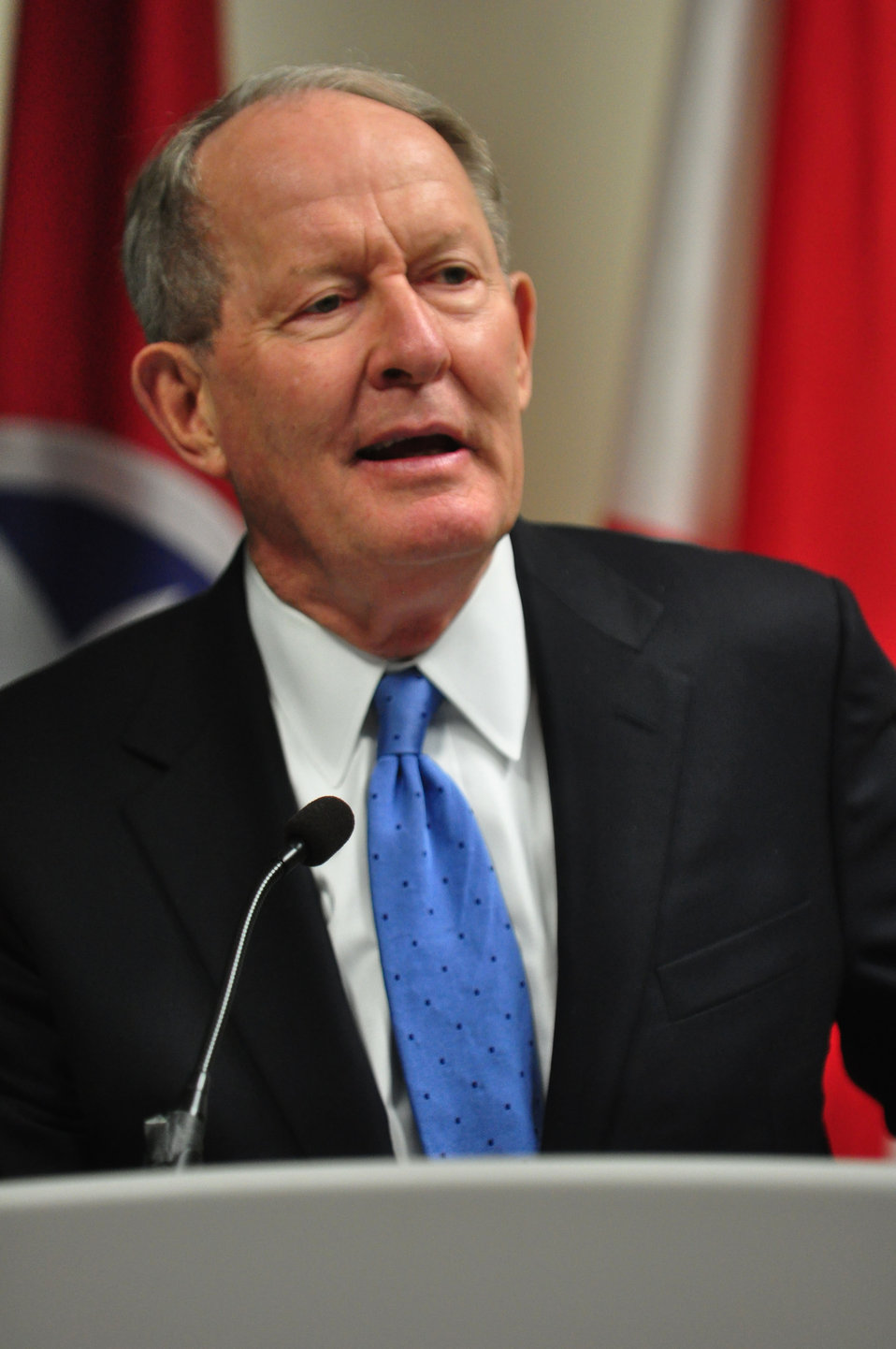 U.S. Senator Lamar Alexander Tennessee Valley Corridor Summit Oak Ridge