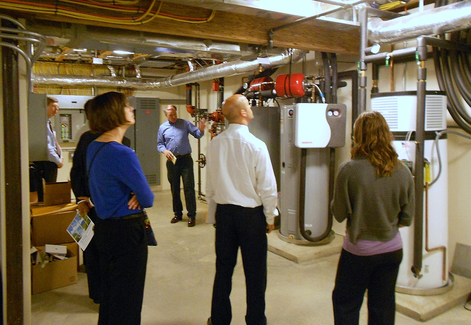 Net Zero Energy Residential Testing Facility Tour