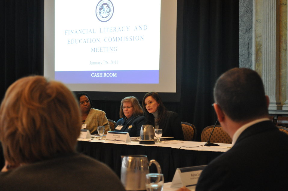 Financial Literacy and Education Commission, 01/26/2011