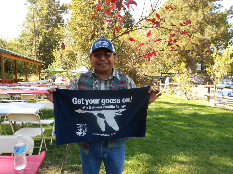 Get Your Goose On! - Yakama Nation Style