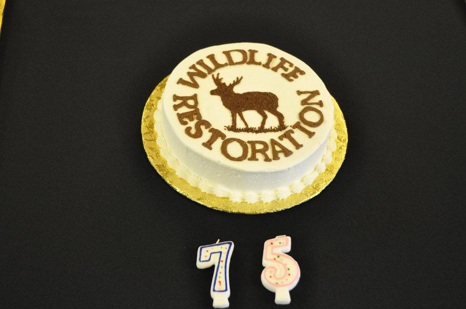 WSFR 75th Anniversary