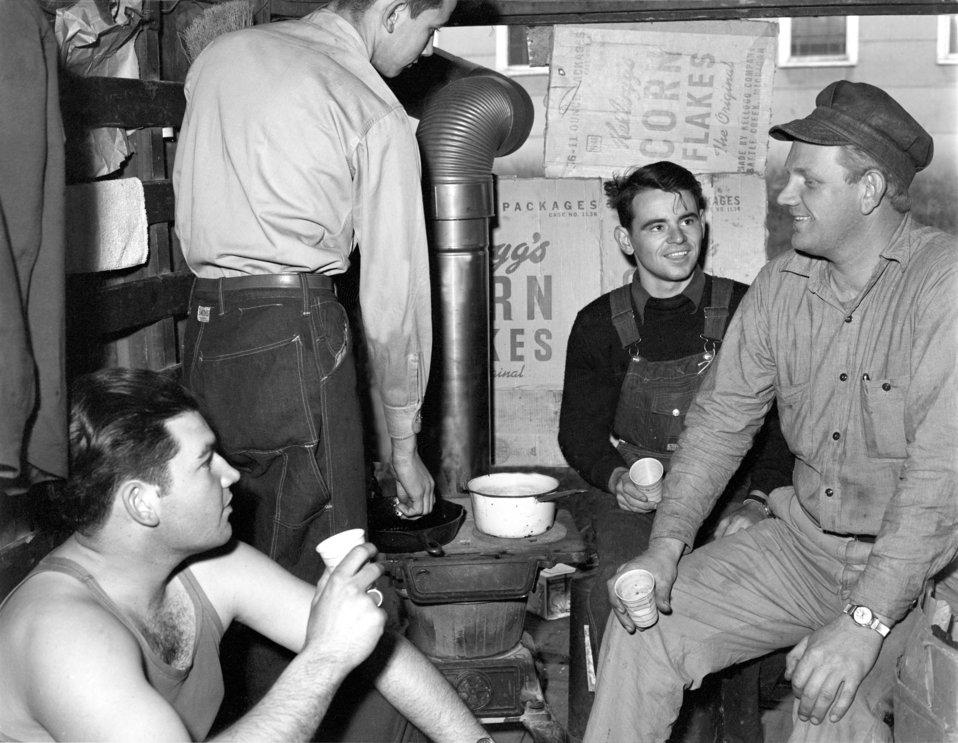 War Assets Auto Sale Oak Ridge 1947