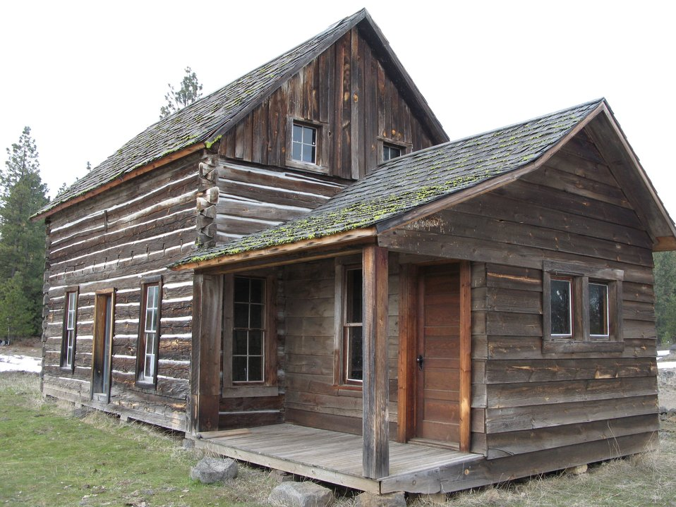 Whitcomb-Cole Cabin