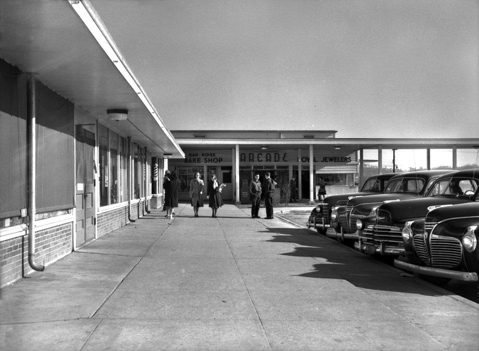 Jackson Square Shopping Center Townsite