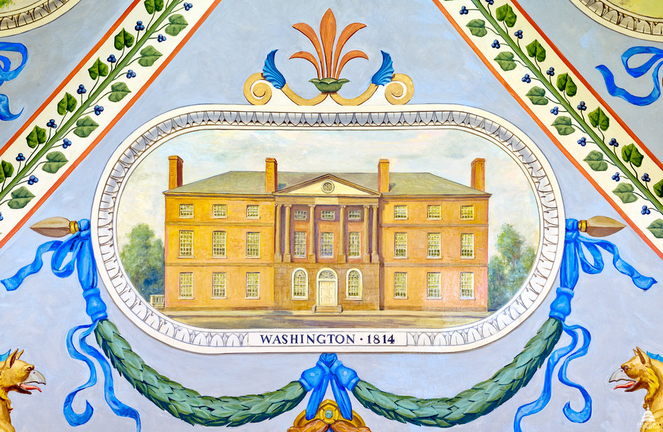 Washington, 1814