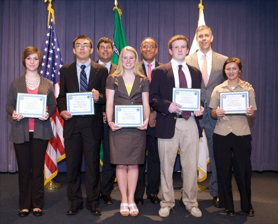Education, Treasury Recognize High-Scoring Students in the 2010-11 National Financial Capability Challenge