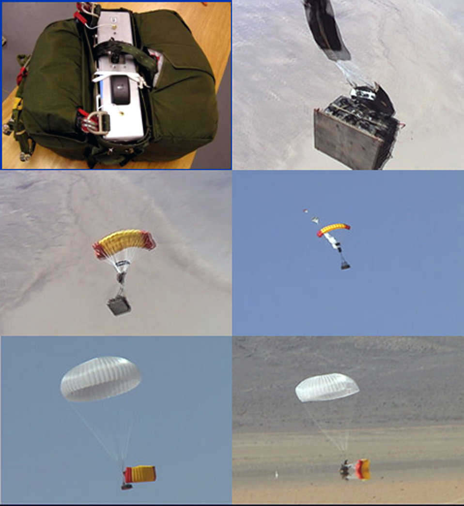 JPADS continues 'revolution in air drop technology'
