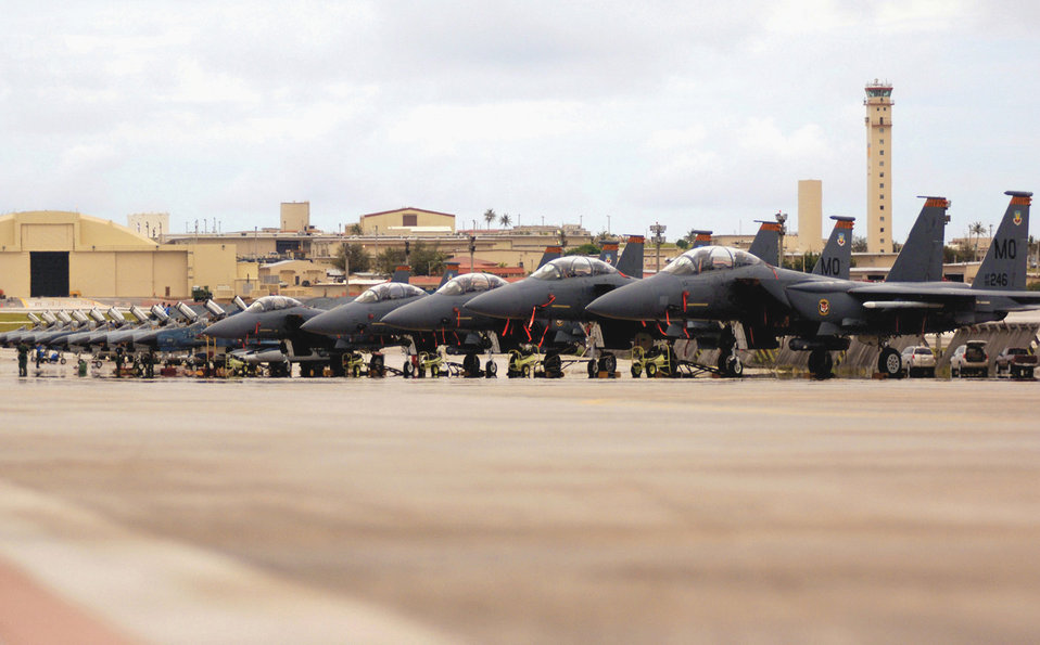 Cope North bilateral exercise wraps up in Guam