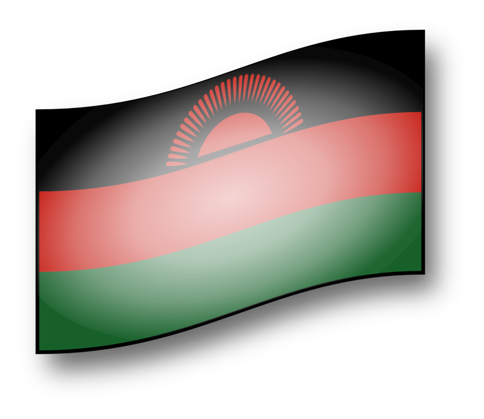 clickable Malawi flag