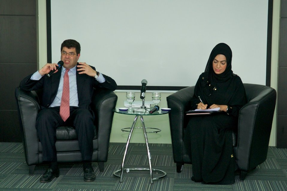 Dubai School of Government Discussion