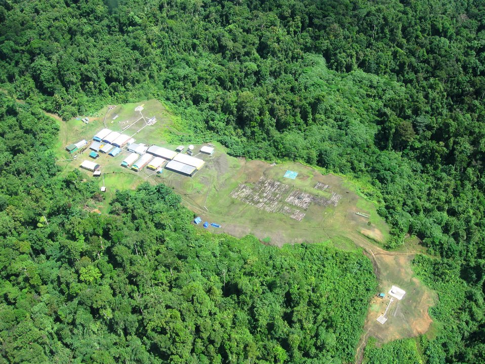 Aerial Photo of an EGCI Project Area