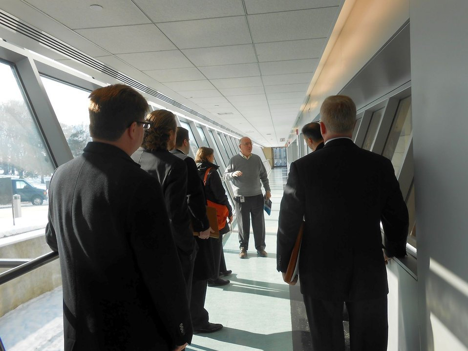 Chrysler Corporation External and Commercial Affairs Tour CNST