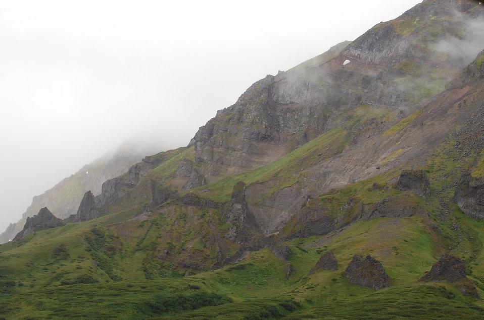 NE Unimak Landscape