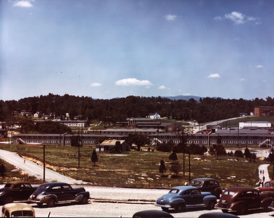 Oak Ridge Turnpike 1944