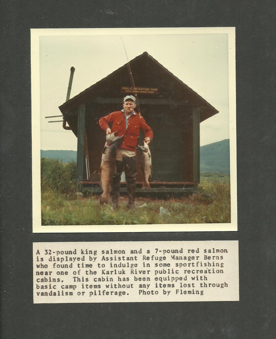 (1966) Refuge Manager Berns