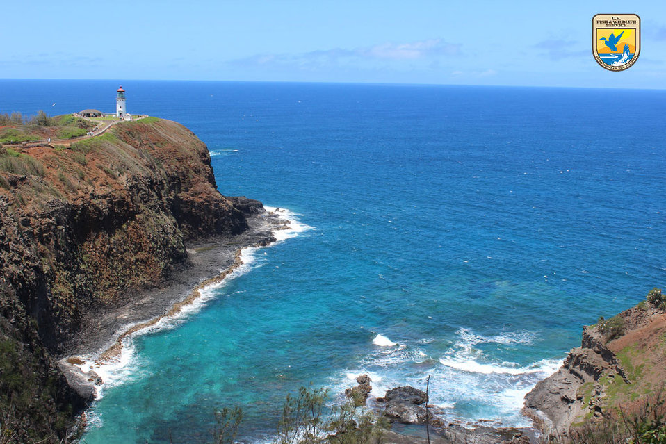 Daniel K. Inouye Kilauea Point Lighthouse - Pacific Region