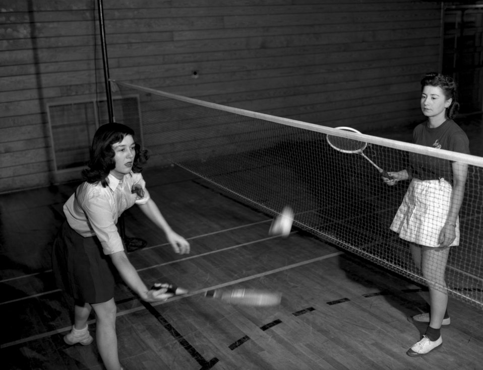 Mrs. M.D. Peterson Badminton Oak Ridge