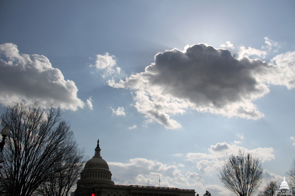 Clouds over Capitol