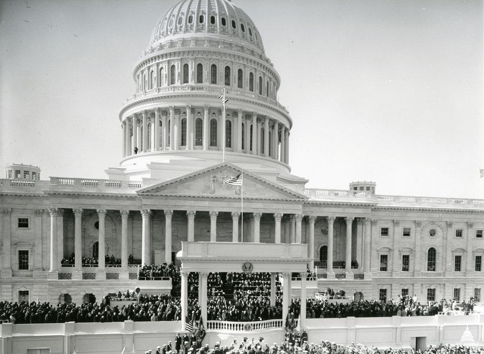 John F. Kennedy Inauguration