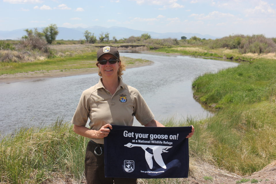 Get Your Goose On! - On the Rio Grande River