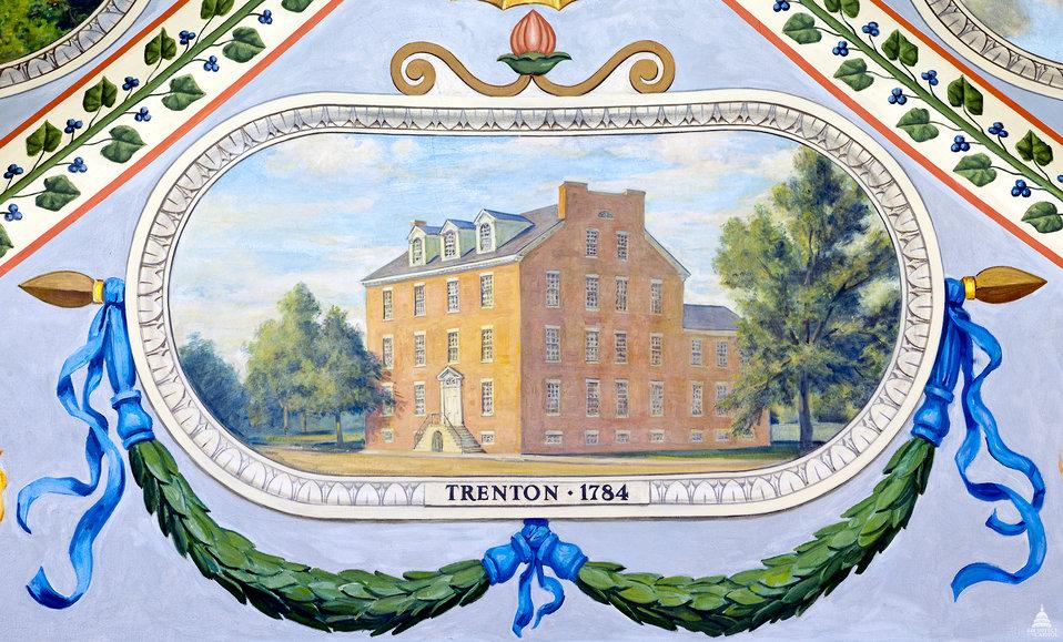 Trenton, 1784