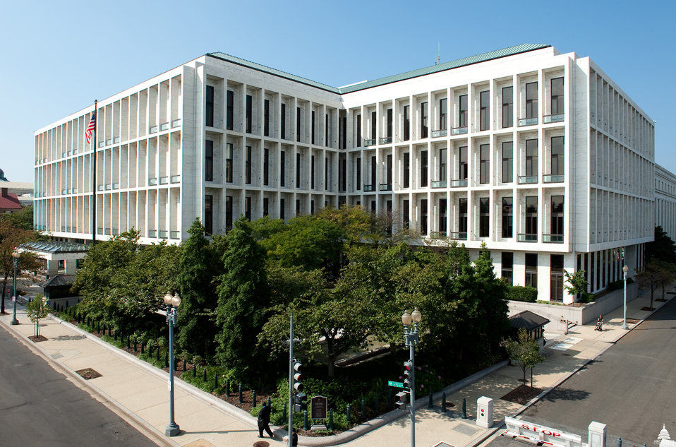 Hart Senate Office Building