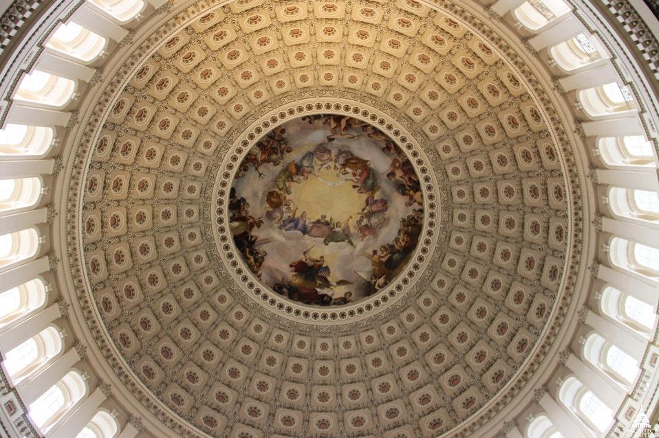 Capitol Rotunda Canopy