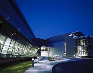 Advanced Measurement Laboratory; Night View
