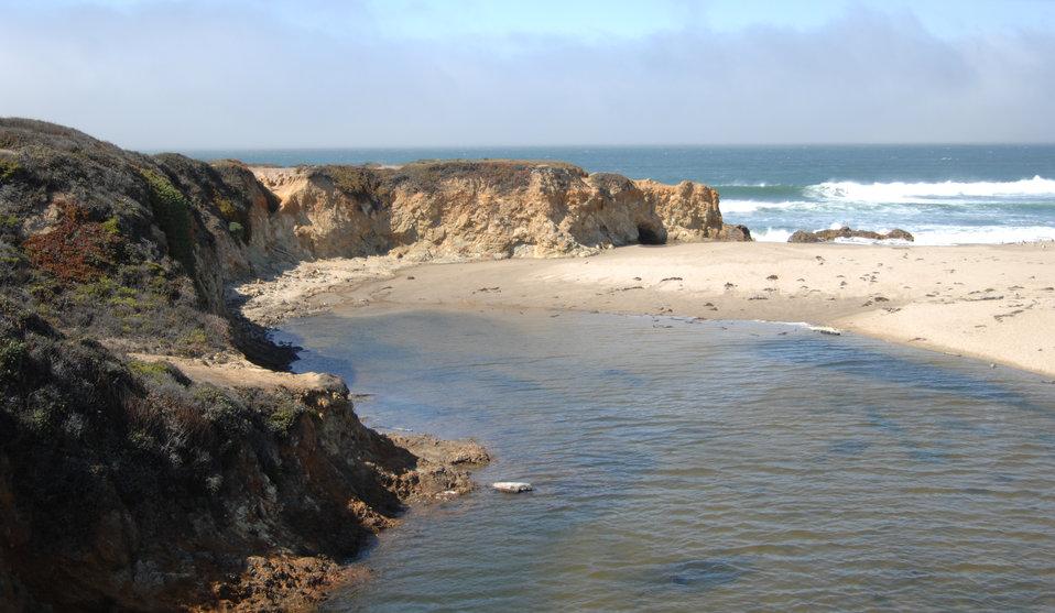 Pescadero Sandbar