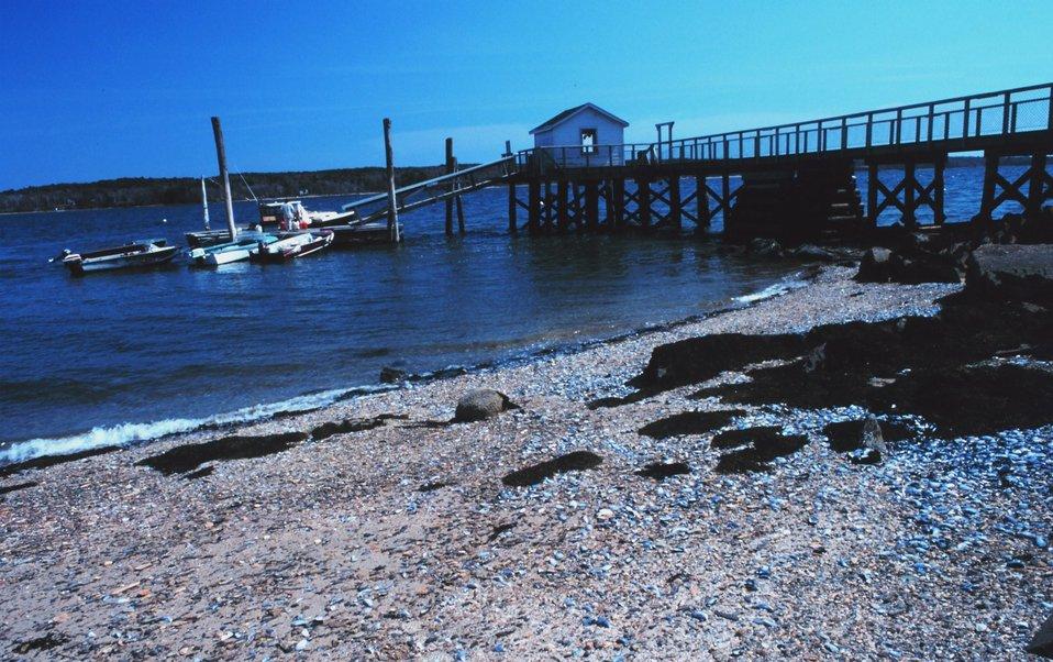 The fishermen's pier