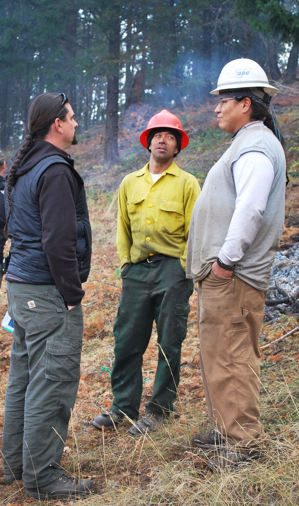 Oak Woodlands Restoration Coordinator and Klamath Tribe Field Crew