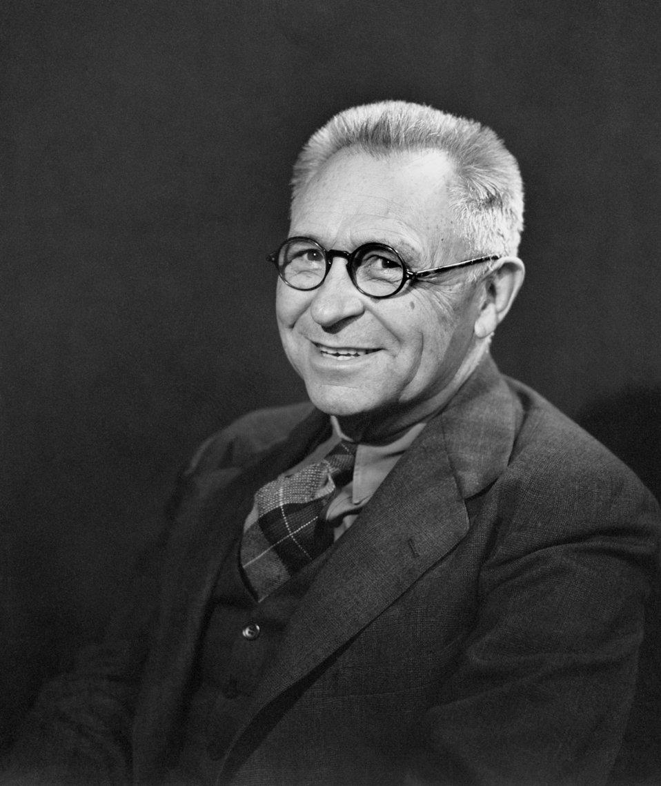 Mr. Spees Oak Ridge 1947