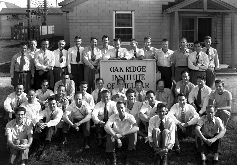 Oak Ridge Institute Class Group 1948
