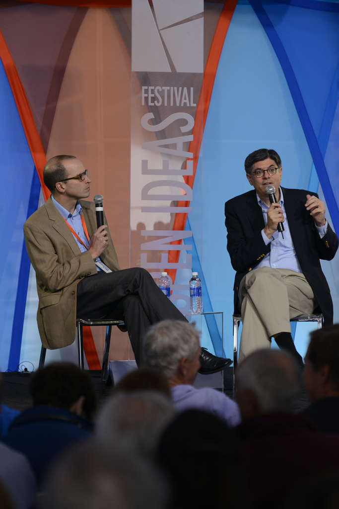 Secretary Lew at the Aspen Ideas Festival